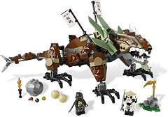 LEGO Ninjago 2509 Earth Dragon Defense