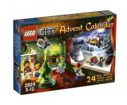 LEGO Seasonal 2824 LEGO® City Adventskalender