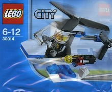 LEGO City 30014 Police Helicopter