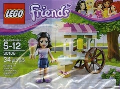 LEGO Friends 30106 Ice Cream Stand