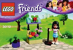 LEGO Friends 30112 Flower Stand