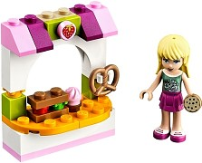 LEGO Friends 30113 Stephanies Bäckerei Polybeutel Exclusiv
