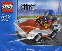 LEGO City 30150 Racing Car