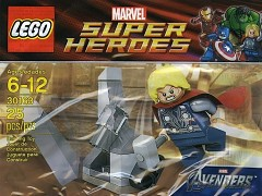 LEGO Super Heroes 30163 Thor and the Cosmic cube