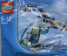 LEGO City 30222 Police Helicopter
