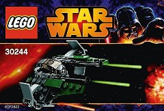 LEGO Star Wars 30244 Anakin's Jedi Intercepter