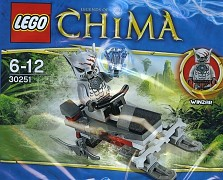 LEGO Legends Of Chima 30251 Winzar's Pack Patrol
