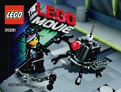 LEGO The LEGO Movie 30281 Micro Manager Battle