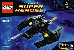 LEGO Super Heroes 30301 Batwing