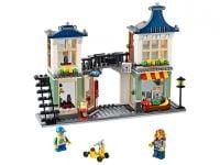 LEGO Creator 31036 Spielzeug- & Lebensmittelgeschäft - © 2015 LEGO Group