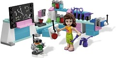 LEGO Friends 3933 Olivia's Invention Workshop