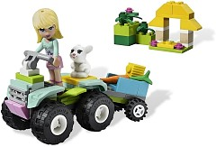 LEGO Friends 3935 Stephanie's Pet Patrol