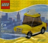 LEGO Creator 40025 New York Taxi
