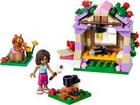 LEGO Friends 41031 Andreas Berghütte