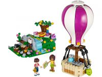 LEGO Friends 41097 Heatlake Heißluftballon
