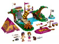 LEGO Friends 41121 Abenteuercamp Rafting
