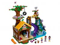 LEGO Friends 41122 Abenteuercamp Baumhaus - © 2016 LEGO Group
