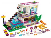 LEGO Friends 41135 Livis Popstar-Villa - © 2016 LEGO Group