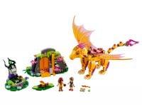 LEGO Elves 41175 Lavahöhle des Feuerdrachen - © 2016 LEGO Group