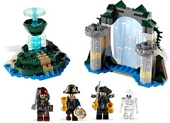 LEGO Pirates of the Caribbean 4192 Quelle der ewigen Jugend