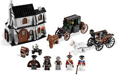 LEGO Pirates of the Caribbean 4193 Flucht aus London
