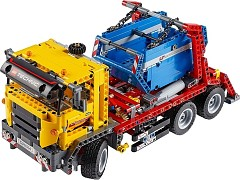LEGO Technic 42024 Container-Truck