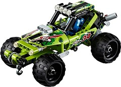 LEGO Technic 42027 Action Wüsten-Buggy