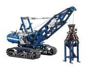 LEGO Technic 42042 Seilbagger - © 2015 LEGO Group