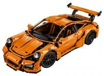 LEGO Technic 42056 Porsche 911 GT3 RS - © 2016 LEGO Group