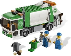 LEGO City 4432 Garbage Truck