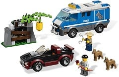 LEGO City 4441 Police Dog Van