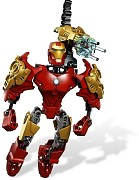 LEGO Super Heroes 4529 Iron Man