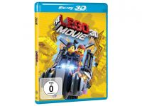 LEGO Film 5004235 The LEGO Movie 3D Blu-ray