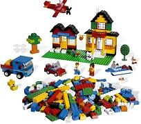 LEGO Bricks and More 5508 Deluxe Steinebox