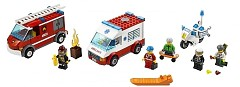 LEGO City 60023 LEGO® City Starter-Set