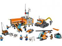 LEGO City 60036 Arktis-Basislager - © 2014 LEGO Group