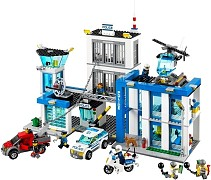 LEGO City 60047 Ausbruch aus der Polizeistation - © 2014 LEGO Group