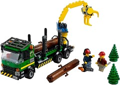 LEGO City 60059 Holztransporter