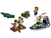 LEGO City 60066 Sumpfpolizei Starter-Set