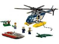LEGO City 60067 Verfolgungsjagd im Hubschrauber - © 2015 LEGO Group