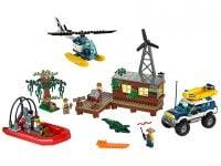 LEGO City 60068 Banditenversteck im Sumpf - © 2015 LEGO Group
