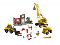 LEGO City 60076 Abriss-Baustelle - © 2015 LEGO Group