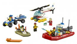 LEGO City 60086 LEGO® City Starter-Set