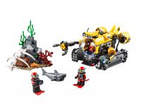 LEGO City 60092 Tiefsee-U-Boot