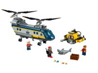 LEGO City 60093 Tiefsee-Helikopter - © 2015 LEGO Group