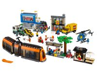 LEGO City 60097 Stadtzentrum - © 2015 LEGO Group