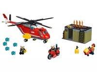 LEGO City 60108 Feuerwehr-Löscheinheit - © 2016 LEGO Group