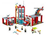 LEGO City 60110 Große Feuerwehrstation - © 2016 LEGO Group
