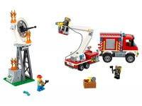 LEGO City 60111 Feuerwehr-Einsatzfahrzeug - © 2016 LEGO Group