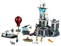 LEGO City 60130 Polizeiquartier auf der Gefängnisinsel - © 2016 LEGO Group